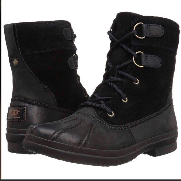 fd07f89dcd7 UGG Shoes   Last Pairnib Azaria Winter Boots   Poshmark